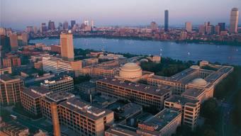 Blick auf die Technische Hochschule MIT in Cambridge/Boston.