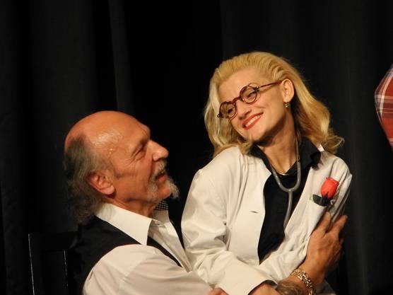 Casanova und Dr. Winter