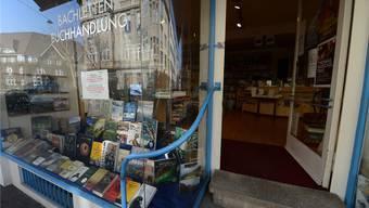 Ende September schliesst sich die Tür der Basler Buchhandlung «Bachletten» zum letzten Mal.