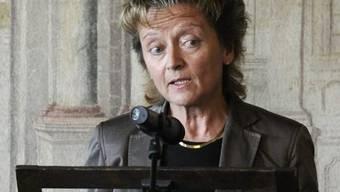 Bundesrätin Widmer-Schlumpf in Hindelbank