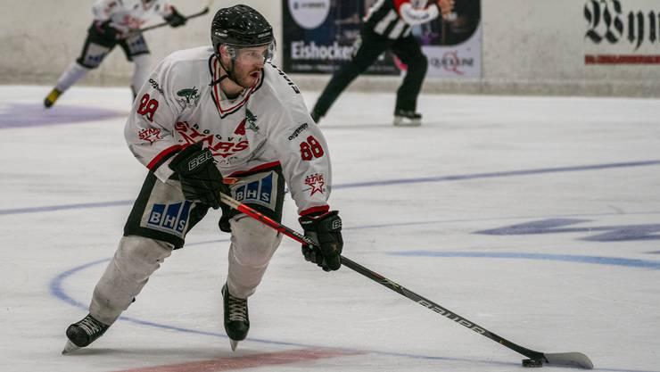 Schwierige Aufgabe, grosse Belohnung: Die Argovia Stars träumen vom Eishockeyfest in der Keba