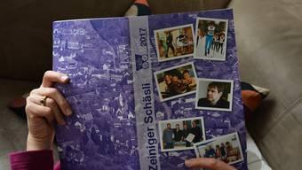 Im «Schäsli» lässt Zeiningen das Jahr 2017 noch einmal Revue passieren.