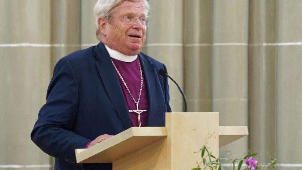 Der emeritierte Bischof der Christkatholischen Kirche der Schweiz, Hans Gerny, ist am Dienstag im 84. Altersjahr verstorben.