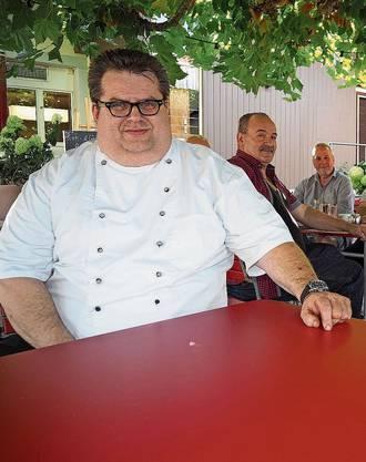 Ralph Scherz ist seit Juni Wirt im «Pöstli zum Mönch» in Münchwilen.