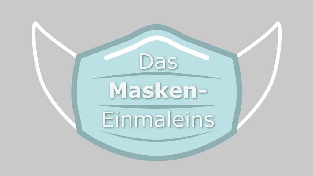 Ordnungsbusse vermeiden mit dem Masken-Einmaleins