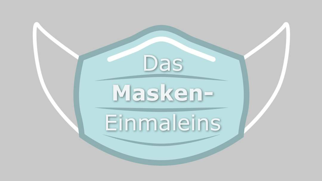 Das Masken-Einmaleins