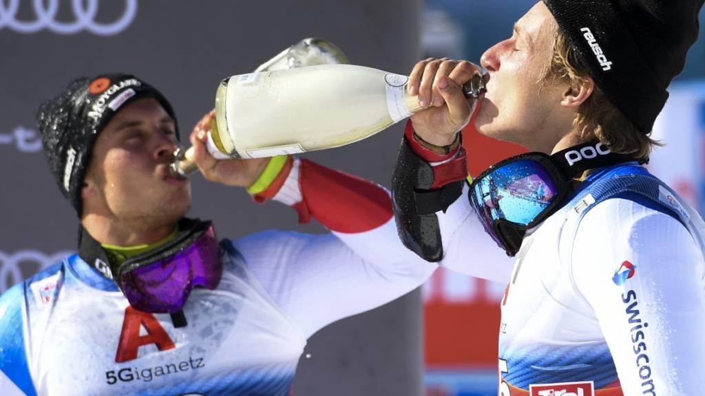 Die Schweizer Alpinen konnten sich nochmals steigern