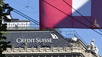 Credit-Suisse-Gebäude in Zürich (Archiv)