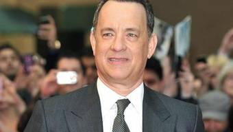 """Tom Hanks bei der Premiere von """"Larry Crowne"""""""