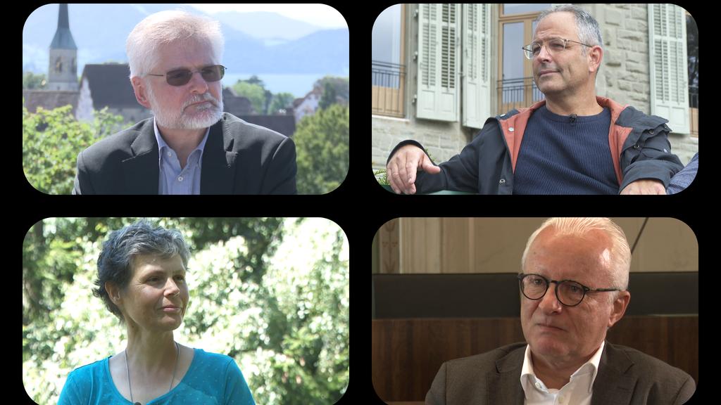Vier Menschen und ihre Geschichte – Spezialreport