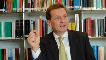Hansjürg Brodbeck Oberstaatsanwalt: «Ich habe versucht, Solothurner zu werden.»
