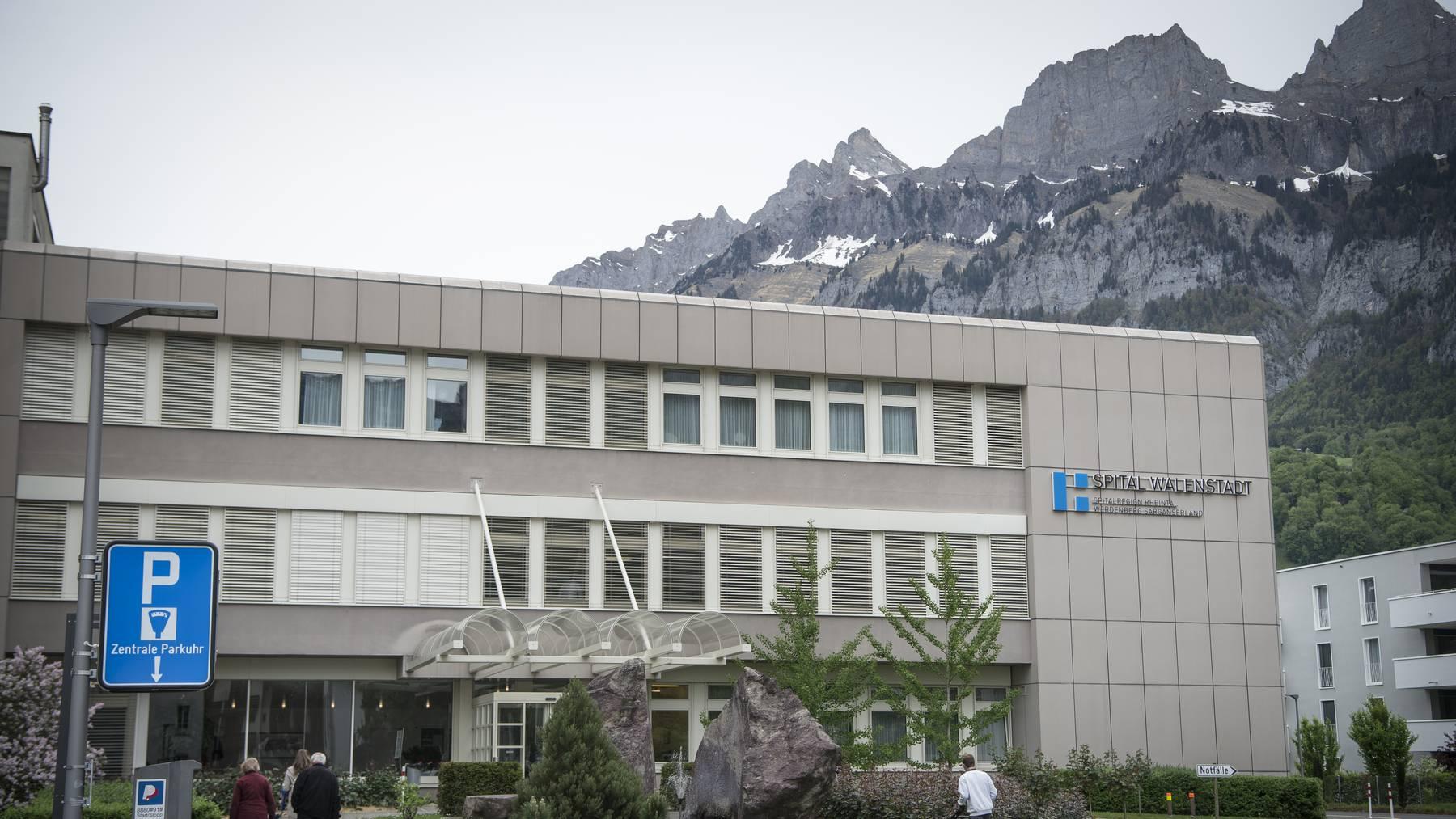 Sollen Covid-19-Patienten im Spital Walenstadt gepflegt werden?