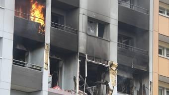Bei der Gasexplosion in Yverdon sind eine Frau und ihre Tochter ums Leben gekommen