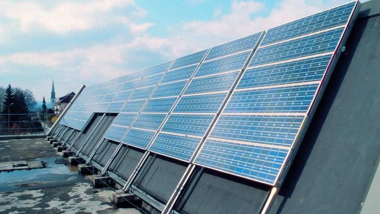 Sonnenenergie: 30 Hausbesitzer liessen sich im letzten Jahr gratis über Photovoltaik-Anlagen beraten, aber erst sieben Anlagen wurden gebaut. (zvg/Schweizerische Vereinigung für Sonnenenergie (SSES))