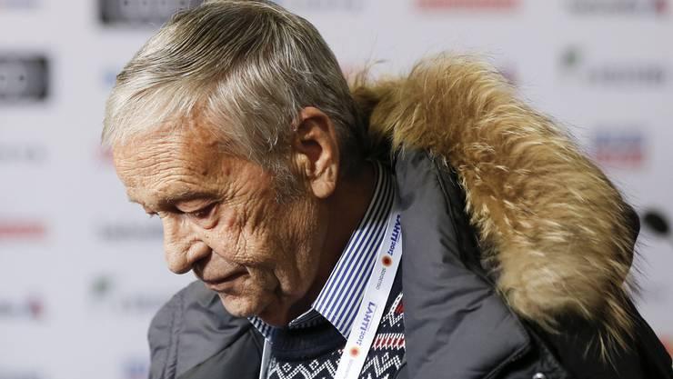Gian Franco Kasper ist seit 1998 Präsident der FIS.