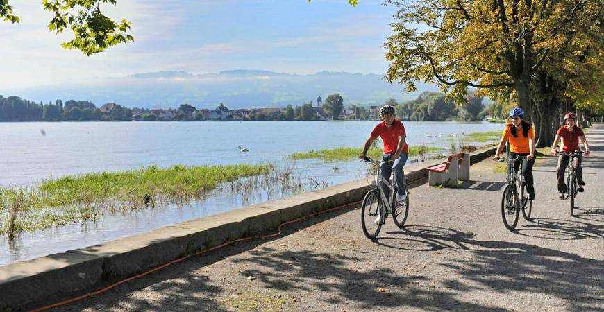 Eine Velotour im Thurgau lohnt sich. (Bild: Thurgau Tourismus)