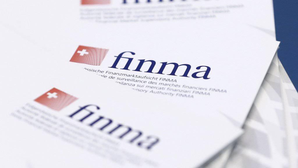 Die Eidgenössische Finanzmarktaufsicht Finma will digitale Kanäle für gewisse Geldgeschäfte hoffähig machen (Archivbild).