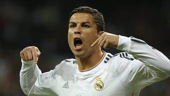 Cristiano Ronaldo Doppeltorschütze gegen Juventus.