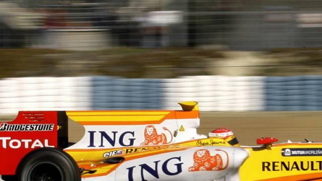 Hauptsponsor ING steigt bei Renault aus