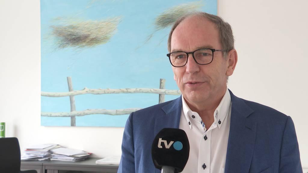 Bruno Damann: «Glaube nicht, dass es einen massiven Ansturm geben wird»