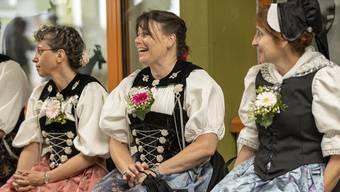 Auftakt 31. Nordwestschweizerisches Jodlerfest in Mümliswil-Ramiswil