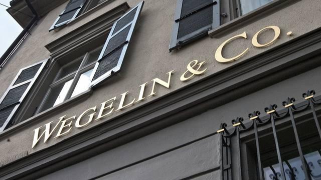 Älteste Privatbank der Schweiz: Die St. Galler Bank Wegelin (Archiv)
