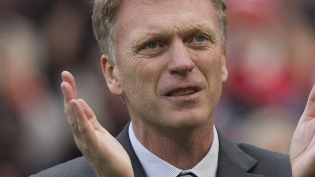David Moyes wird Trainer von Sunderland