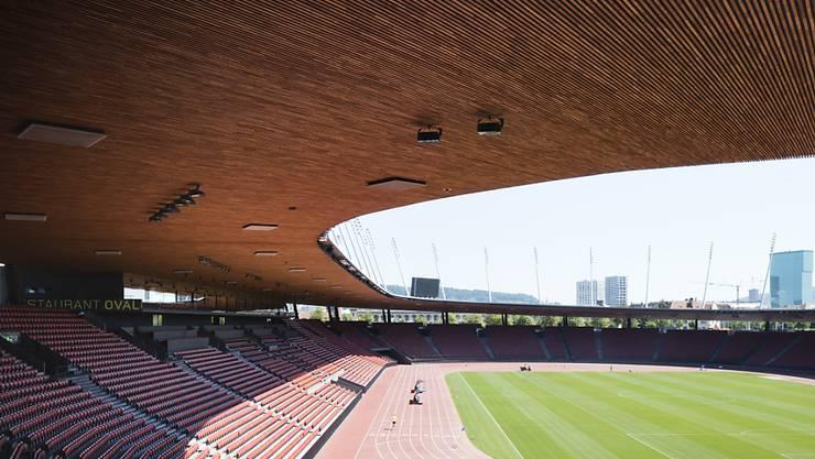 Seit 2007 in Betrieb und noch immer streiten Stadt und Implenia über die Kosten: Zürcher Letzigrund-Stadion.