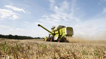 Gleich vier Volksinitiativen sind eingereicht worden, die sich um die Nahrungsmittelproduktion drehen.