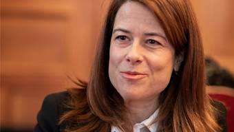 Petra Gössi: «Die SP soll zuerst intern aufräumen.»