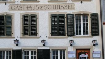 """Brand im """"Schlüssel"""" in Bad Zurzach - Benefizkonzert geplant"""