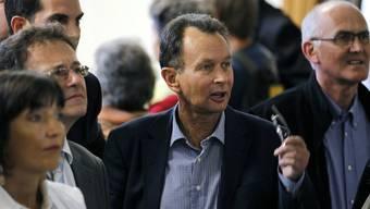 Der Höhenflug der FDP ist zu einem wesentlichen Teil das Verdienst von Präsident Philipp Müller. (Archiv)