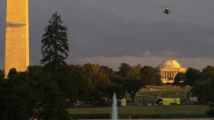 Washington soll weiterer Gliedstaat der USA werden - zumindest nach Wunsch der Mehrheit im US-Repräsentantenhaus. (Symbolbild)