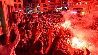 Das Double ist perfekt: So feiern die Fans ihren FCB