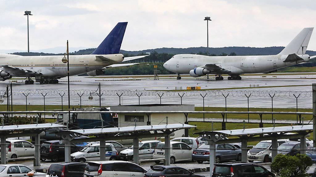 Die als herrenlos vermuteten Flugzeuge haben doch einen Besitzer (Archivbild).