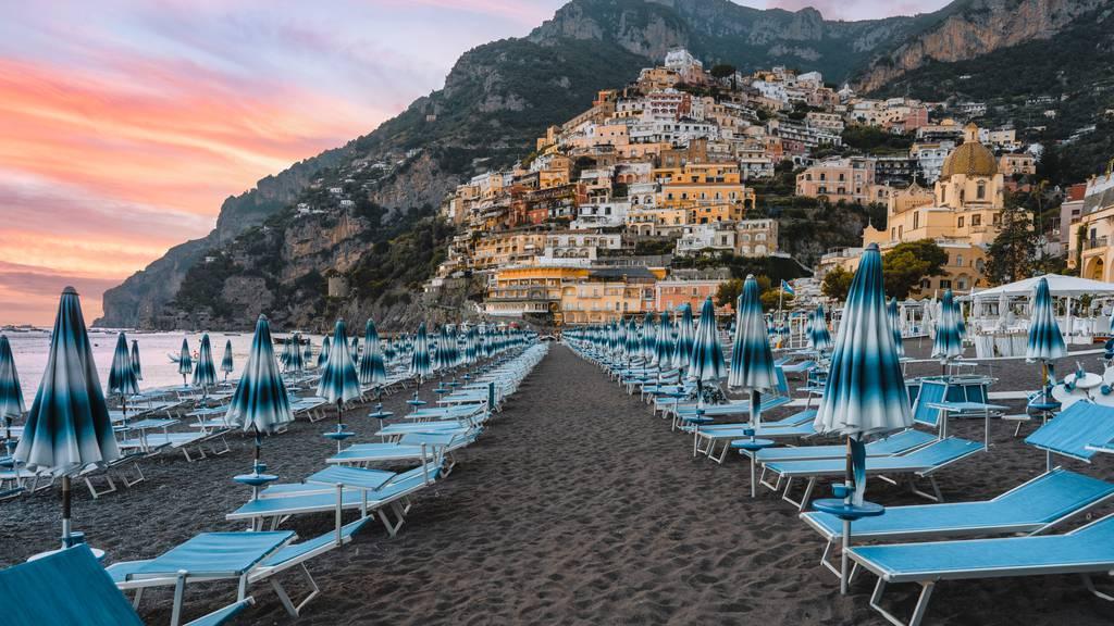 Allgemein war der Wunsch der Schweizer Bevölkerung gross, wieder einmal den Strand und das Meer zu sehen.