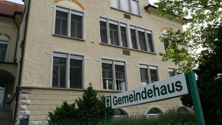 Gemeindehaus Buchs