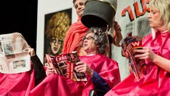 Das Rotstab-Cabaret auf traditionellen Pfaden