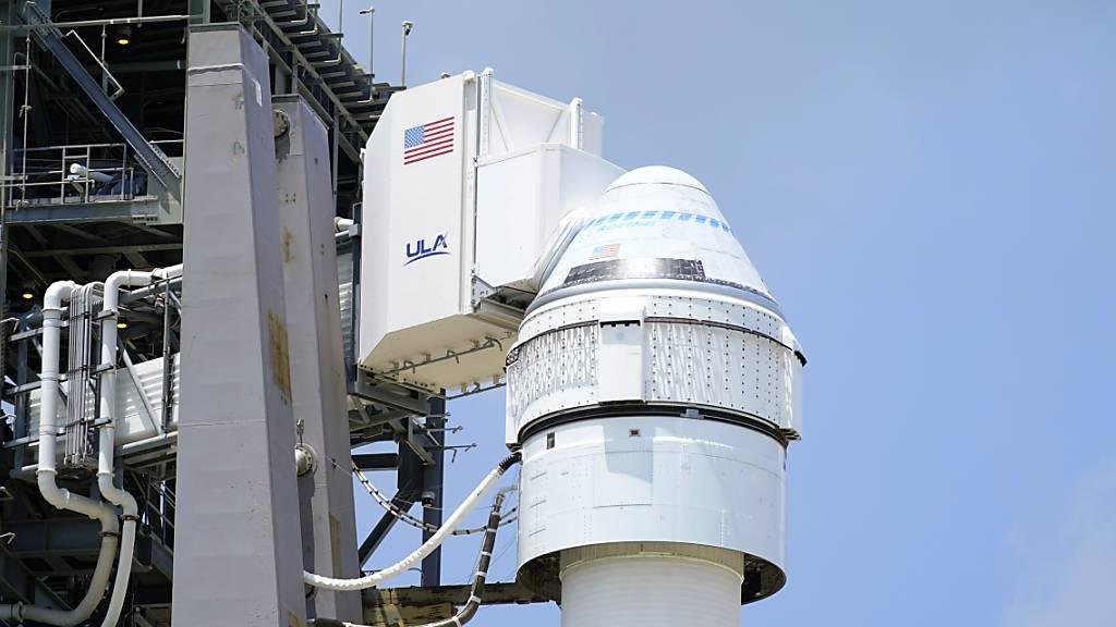 Unbemannter Testflug der Kapsel von Boeing zur ISS verschoben