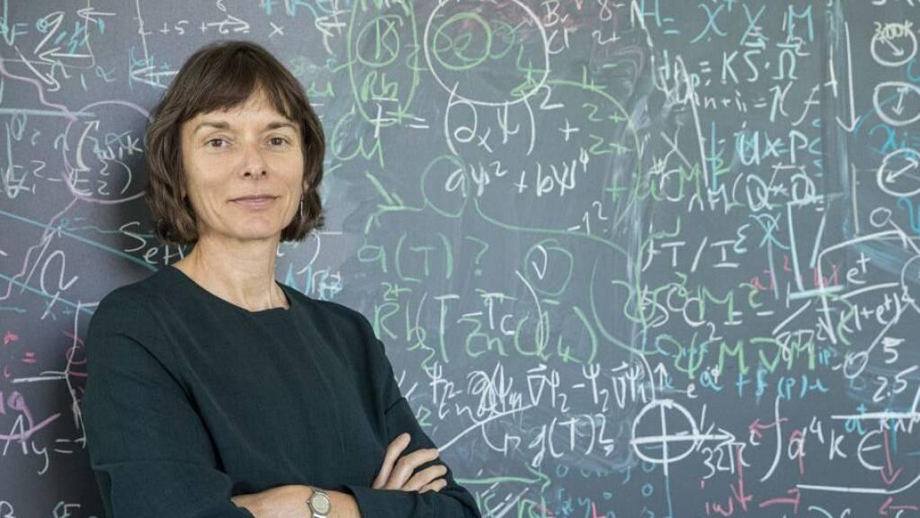Nicola Spaldin ist Professorin für Materialtheorie an der ETH Zürich.