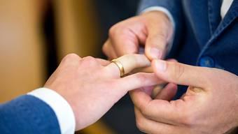 Homosexuelle dürfen bald auch in Malta heiraten. (Archiv)
