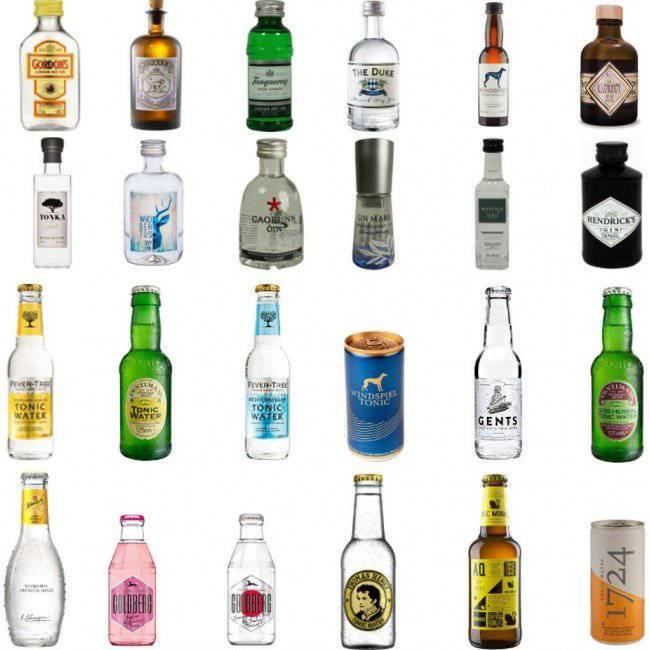 Gin Tonic Adventskalender (Bild: BottleWorld)