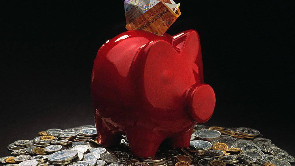 Sparen, sparen, sparen - ausser bei den Bauern: Der Nationalrat bleibt seinem Ruf treu. (Symbolbild)