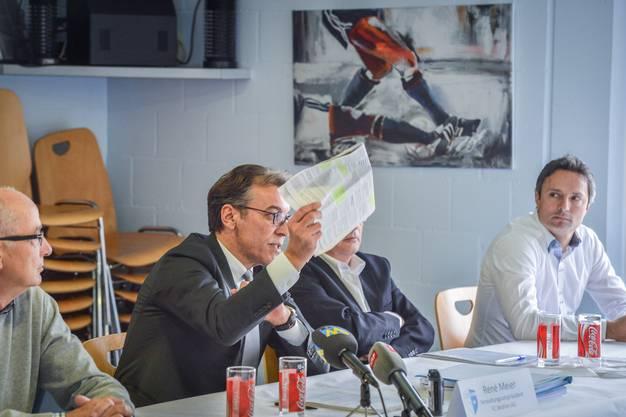 René Meier lästerte über die Berichterstattungen sämtlicher Schweizer Medien