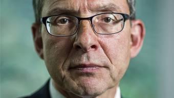 Regierungsrat und Volkswirtschaftsminister Urs Hofmann