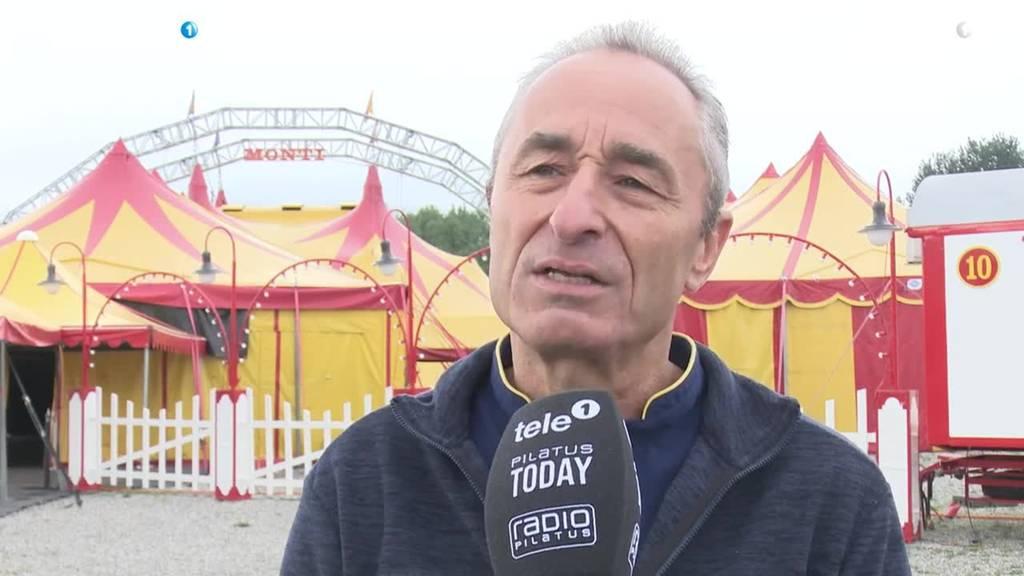 Betrug mit Tickets des Zirkus Monti in Luzern