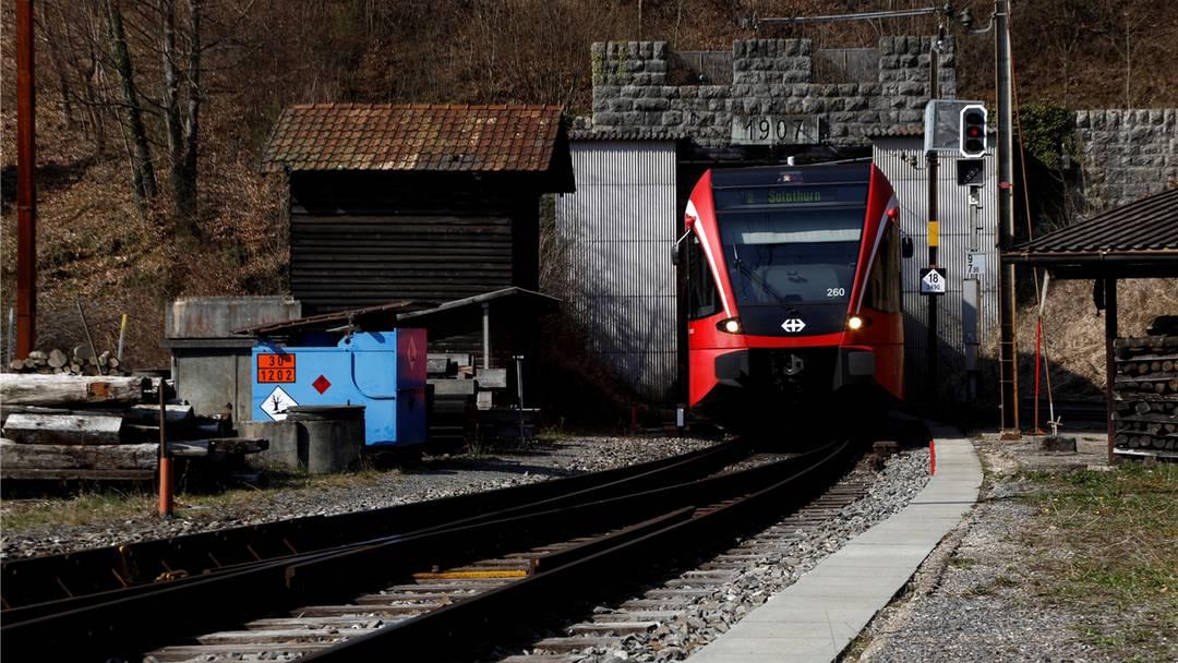 Seilbahn will Eisenbahn retten