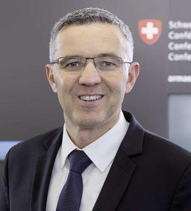 «Machen alles gegen Datenleaks»: Peter Winter, Programmleiter Air2030.