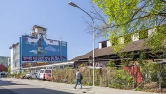 Auf dem 30'000 Quadratmeter grossen Koch-Areal sollen gemäss Plänen des Zürcher Stadtrats 350 günstige Wohnungen, ein Gewerbehaus und ein Park entstehen.