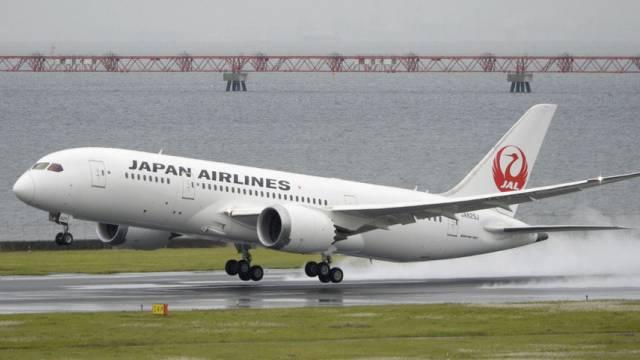 Panne bei Akku: Dreamliner der Japan Airlines konnte nicht abheben